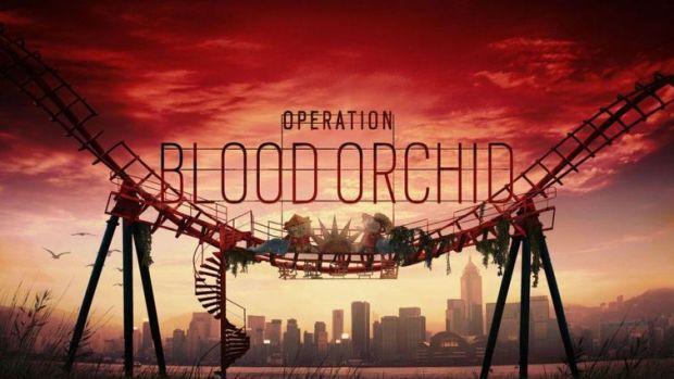 تماشا کنید: Rainbow Six: Siege –  Operation Blood Orchid امروز منتشر میشود