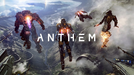الکترونیک آرتس: عنوان Anthem بسیار هیجان انگیز است