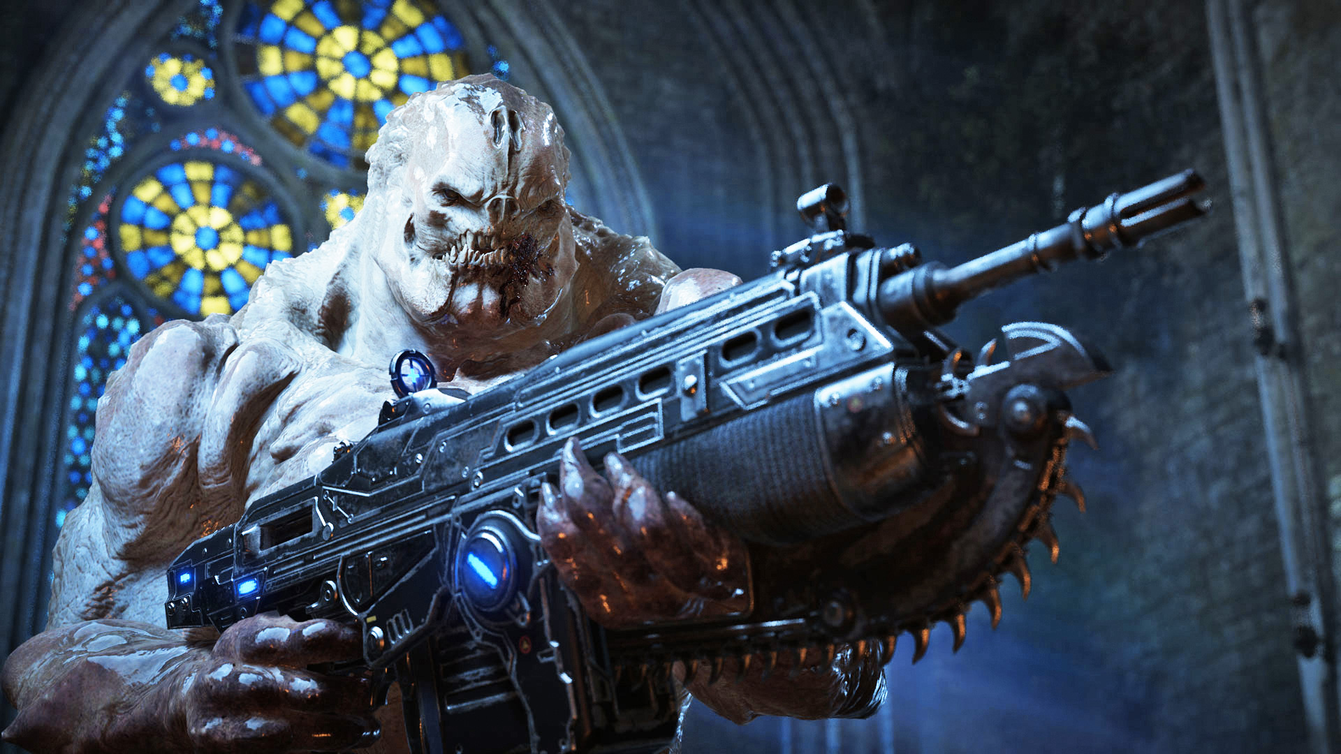 جزئیات بهروزرسان جدید Gears of War 4