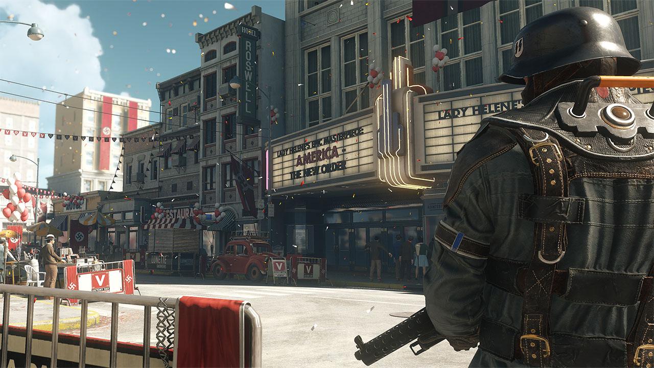 تماشا کنید: تریلری جدید از بازی Wolfenstein II: The New Colossus منتشر شد
