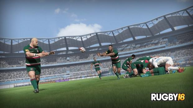 تماشا کنید: توسعه دهندگان Rugby 18 در ویدئویی جدید، پروسه ساخت این بازی را نشان میدهند
