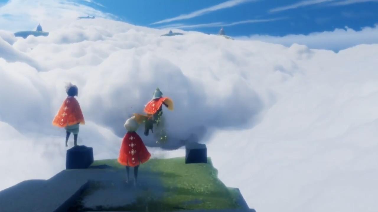 سازندهی Journey از بازی جدید خود با نام Sky برای دستگاههای Apple رونمایی کرد