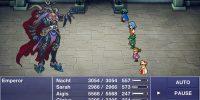 تاریخ انتشار بازی Final Fantasy Dimensions II در غرب اعلام شد
