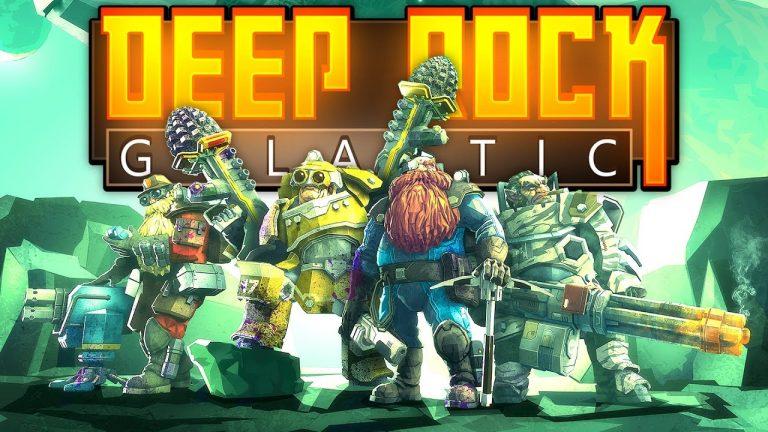 تاریخ عرضه نسخه آزمایشی عمومی Deep Rock Galactic مشخص شد