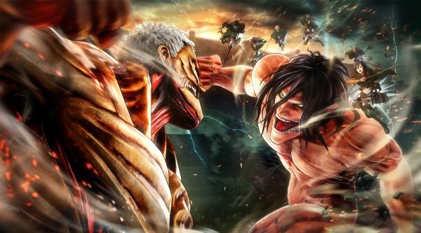 Attack on Titan 2 بیش از ۳۰ شخصیت قابل بازی خواهد داشت