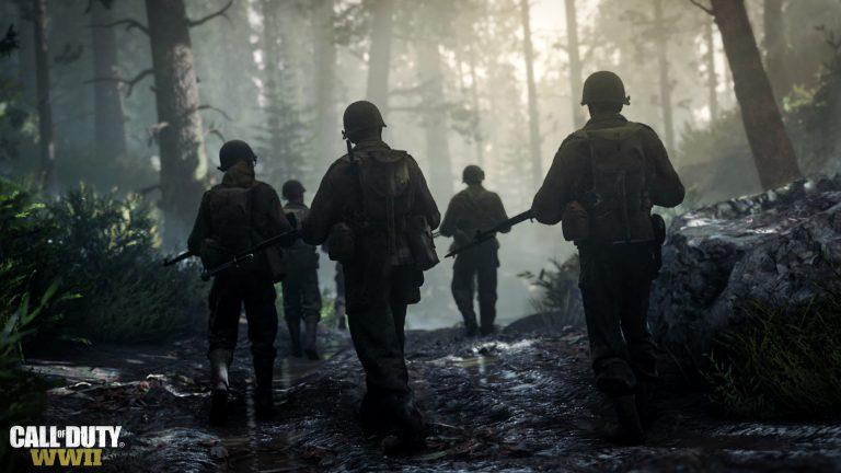 نسخههای لو رفته از Call of Duty: WWII بدون دریافت بروزرسانی اجرا نمیشوند