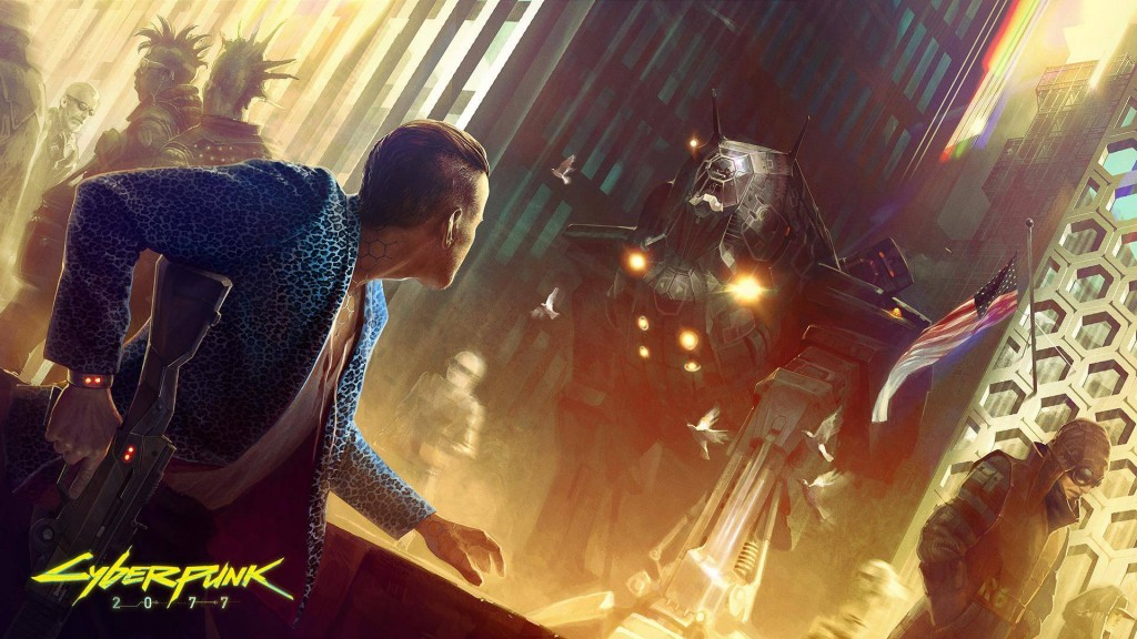 تاریخ انتشار بازی Cyberpunk 2077 تا سال ۲۰۱۹ میلادی اعلام نخواهد شد