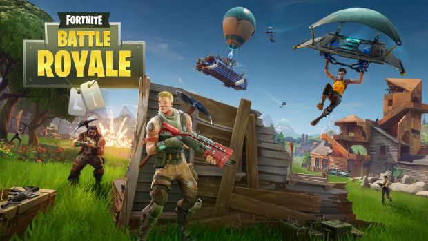 بخش Battle Royal بازی Fortnite به رکورد ۱۰ میلیون بازیکن رسید