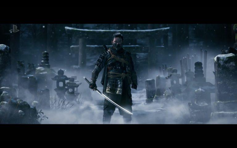 PGW 2017 | تماشا کنید: بازی جدید ساکر پانچ با نام Ghost of Tsushima معرفی شد