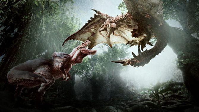 PGW 2017 | نمایش جدید بازی Monster Hunter: World