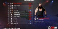 انتشار جزییات جدید از بخش Universe Mode در عنوان WWE 2K18