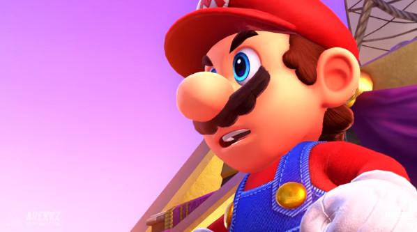 تماشا کنید: ۱۸ دقیقهی ابتدایی Super Mario Odyssey