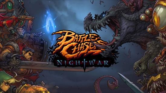 نقد و بررسی بازی battle chasers: nightwar نقد و بررسی بازی Battle Chasers: Nightwar battle chasers nightwar logo