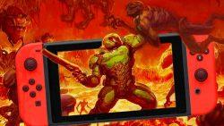 عنوان Doom بر روی نینتندو سویچ با 30 فریم ثابت اجرا خواهد شد