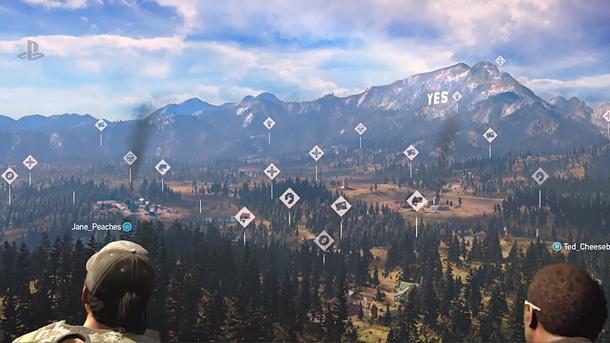 PGW 2017| تماشا کنید: تریلر جدیدی از گیم پلی عنوان Far Cry 5 با محوریت بخش چند نفره منتشر شد