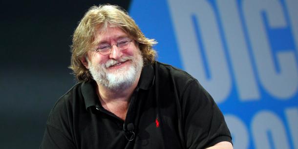 Gabe Newell به عنوان یکی از ثروتمندترین افراد آمریکا شناخته شد