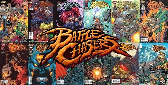 نقد و بررسی بازی battle chasers: nightwar نقد و بررسی بازی Battle Chasers: Nightwar maxresdefault 2 1
