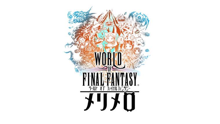 تماشا کنید: بازی World of Final Fantasy: Meli-Melo برای تلفنهای همراه معرفی شد