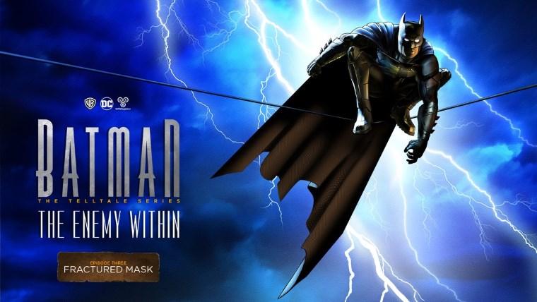 تاریخ انتشار قسمت سوم بازی Batman: The Enemy Within مشخص شد