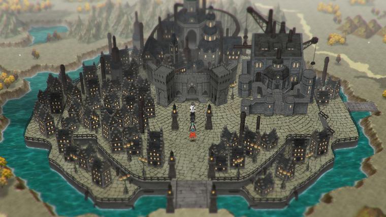 تاریخ انتشار بازی Lost Sphear اعلام شد