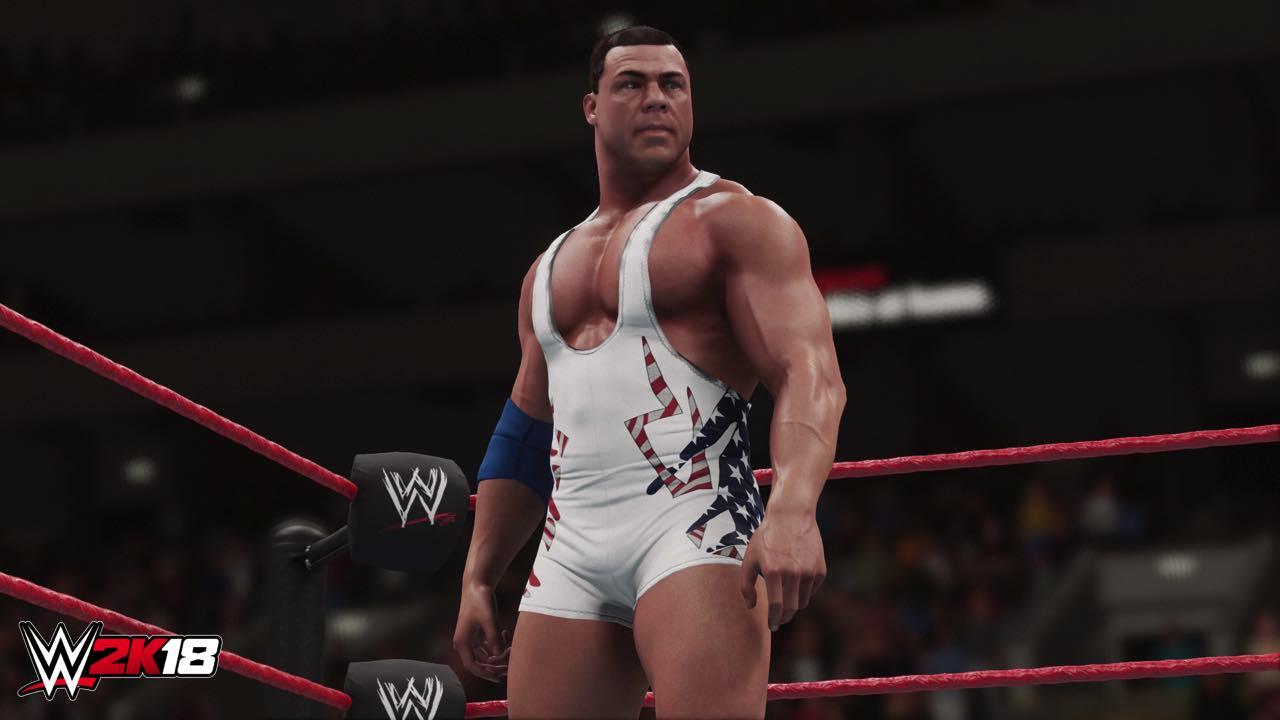 بسته الحاقی Enduring Icons برای عنوان WWE 2K18 در دسترس قرار گرفت