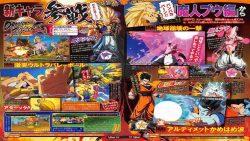سه شخصیت قابل بازی جدید عنوان Dragon Ball FighterZ معرفی شدند