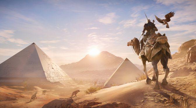 به زودی بروزرسانی جدیدی برای عنوان Assassin's Creed Origins منتشر خواهد شد