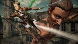 تماشا کنید: تریلر جدیدی از Attack on Titan 2 منتشر شد