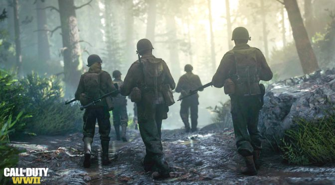 Call of Duty Points برای بازی Call of Duty: WW2 در دسترس قرار گرفت