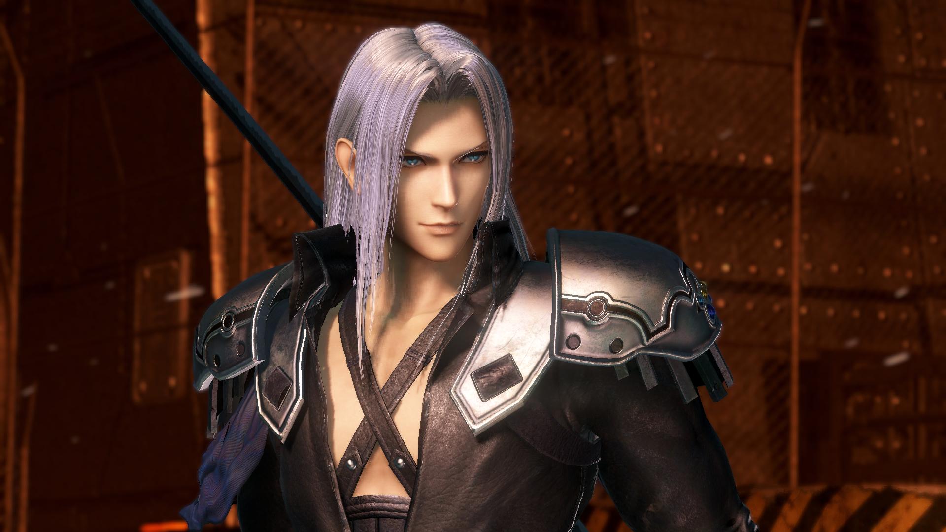 تماشا کنید: آشنایی با شخصیتهای شرور بازی Dissidia Final Fantasy NT