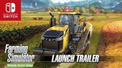 تماشا کنید: نسخهی نینتندو سوییچ Farming Simulator فردا منتشر میشود