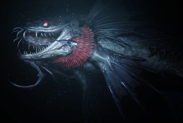 تماشا کنید: Final Fantasy 15: Monster of the Deep هم اکنون برای پلی استیشن وی آر در دسترس است