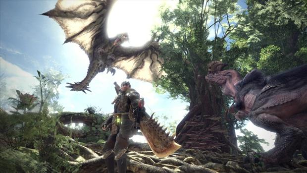 جزئیات نسخه بتای Monster Hunter World مشخص شد