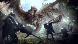 تماشا کنید: تریلر جدیدی از گیمپلی Monster Hunter World منتشر شد