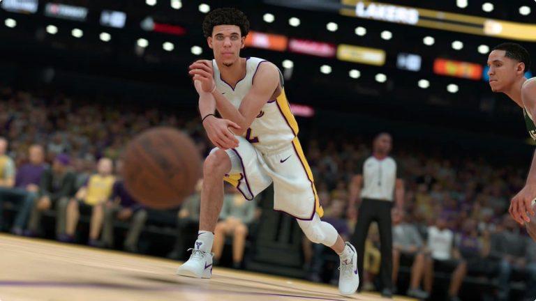 فروش NBA 2k18 از مرز ۶ میلیون نسخه عبور کرد