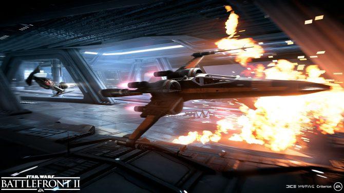 تماشا کنید: تریلر اکشن زنده عنوان Star Wars Battlefront 2 منتشر شد