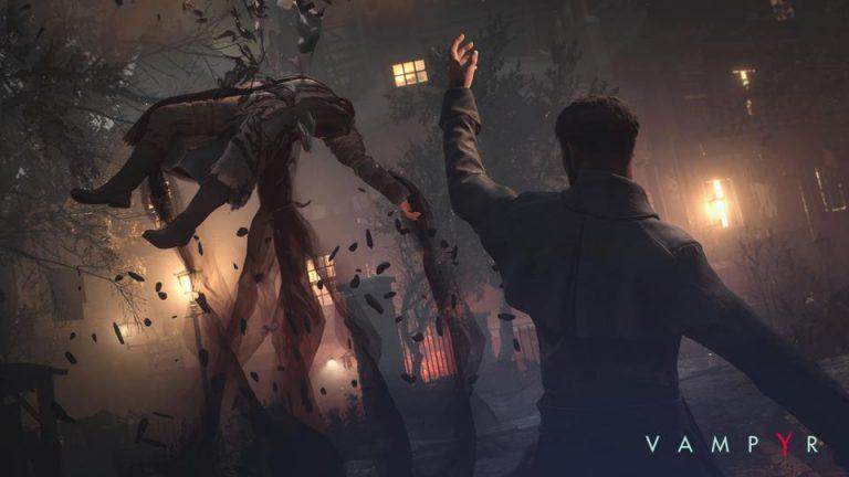 فروش Vampyr برای رسیدن به فاز سودآوری باید از مرز ۵۰۰ هزار نسخه بگذرد
