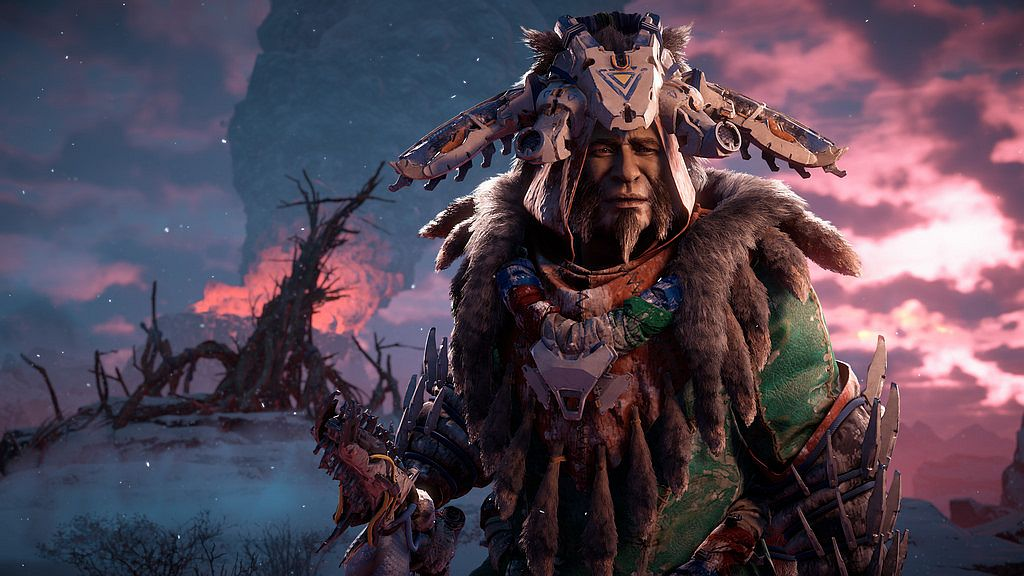 نمرات Horizon Zero Dawn: The Frozen Wilds منتشر شد