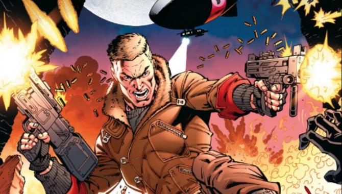 رمانهای گرافیکی Tekken و Wolfenstein بزودی وارد بازار خواهند شد