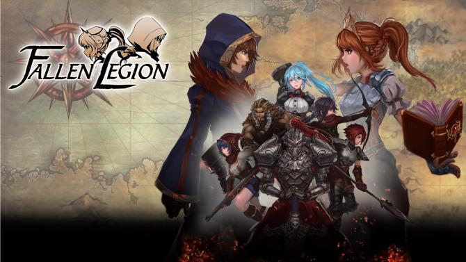 تماشا کنید: بازی Fallen Legion: Rise to Glory برای نینتندو سوییچ تائید شد