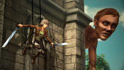 تصاویر و اطلاعات جدیدی از بازی Attack on Titan 2 منتشر شد