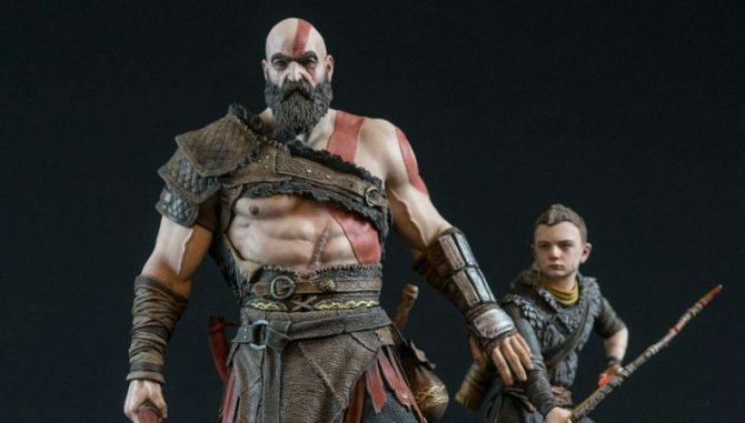 با مجسمه ۳۵۰ دلاری و جدید بازی God Of War آشنا شوید