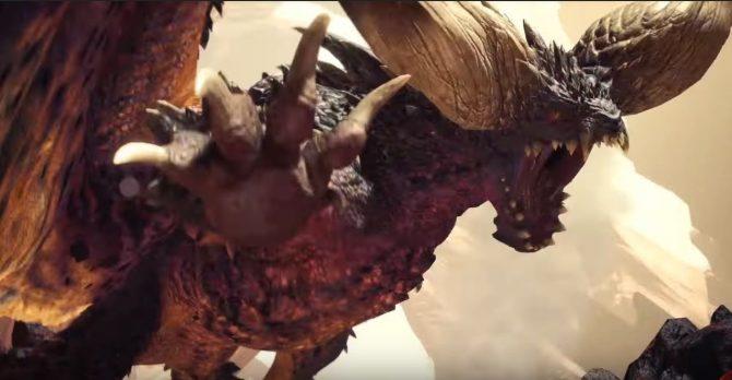 تماشا کنید: تریلر جدید گیم پلی Monster Hunter World منتشر شد