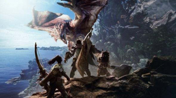 بتای عمومی Monster Hunter World هماکنون در دسترس قرار دارد