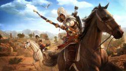 بروزرسانی جدید بازی Assassin's Creed Origins منتشر شد