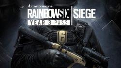 سیزن پس سال سوم بازی Rainbow Six Siege هماکنون قابل خرید است