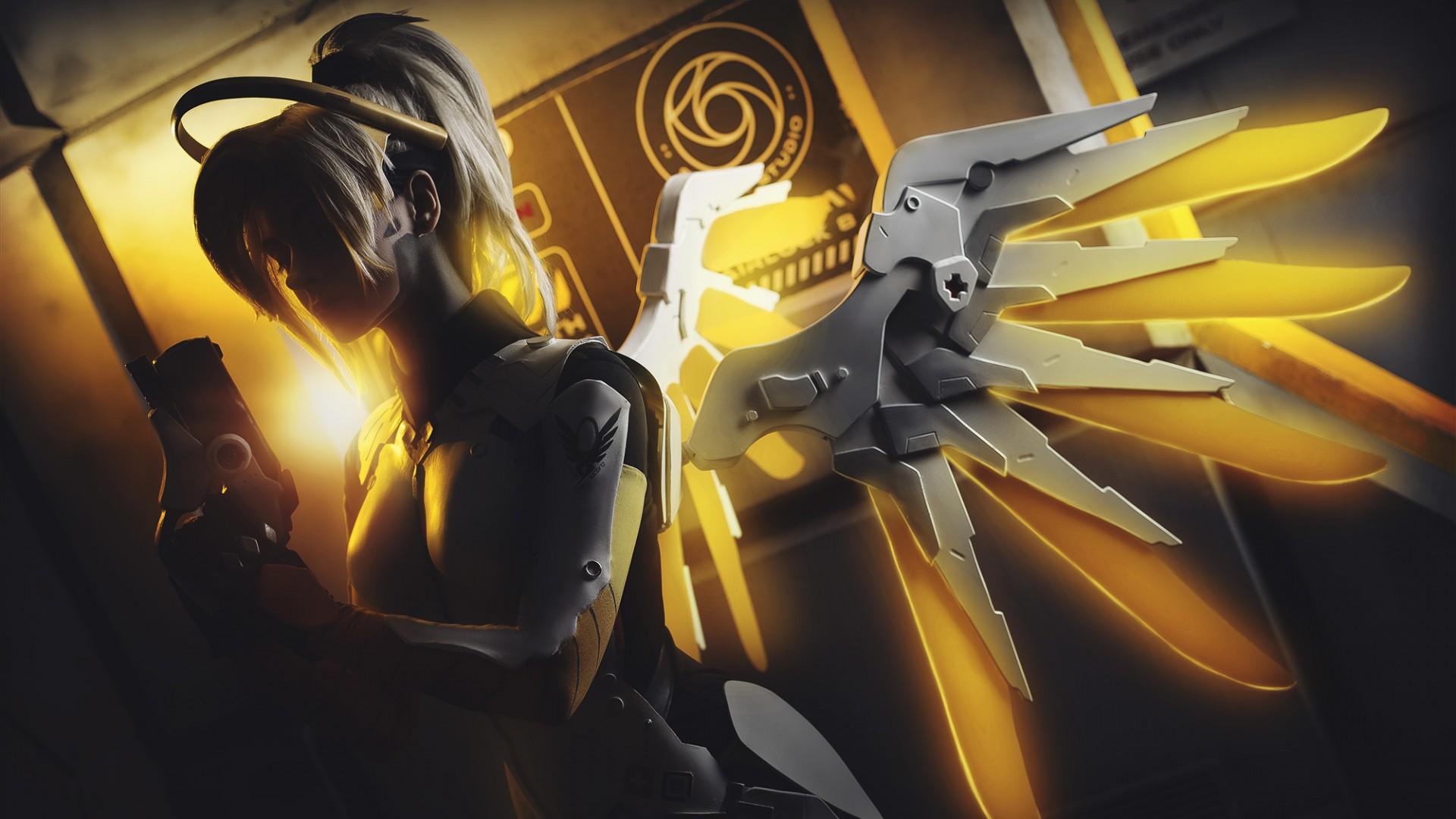 بروزرسان جدید عنوان Overwatch بار دیگر تغییراتی در شخصیت Mercy ایجاد می کند