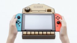 نینتندو: Nintendo Labo، پاسخ ما به واقعیت مجازی محسوب نمیشود
