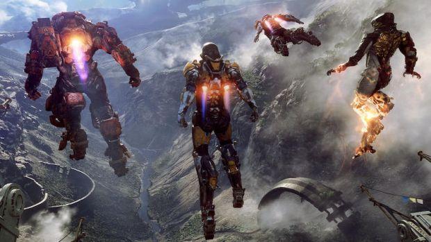 Anthem دارای محیطهای وسیع تری نسبت به Destiny 2 خواهد بود