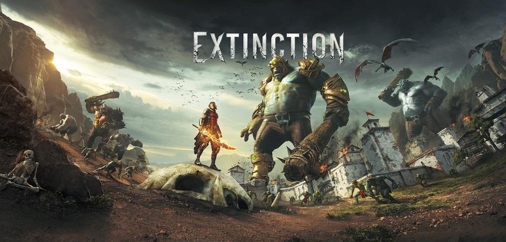 تاریخ انتشار عنوان Extinction مشخص شد